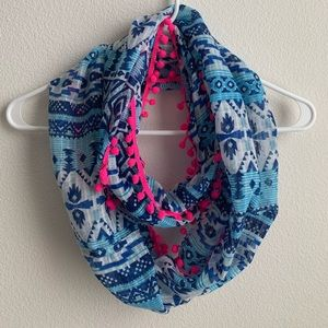 Justice Infinity Scarf